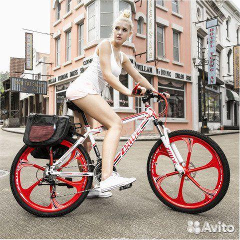 89527559801 Велосипеды на литых дисках,Томск