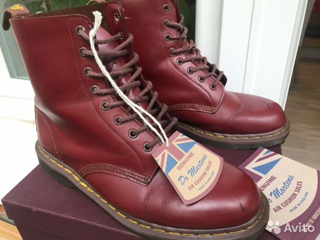 Dr Martens Vintage 1460 Made In England
