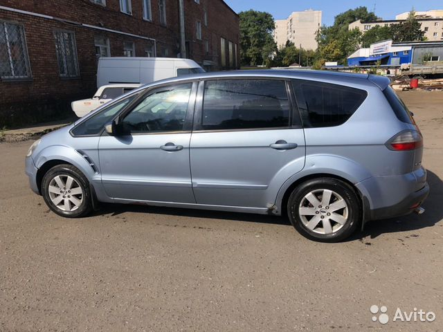 Ford S-MAX, 2006 89113607091 купить 6