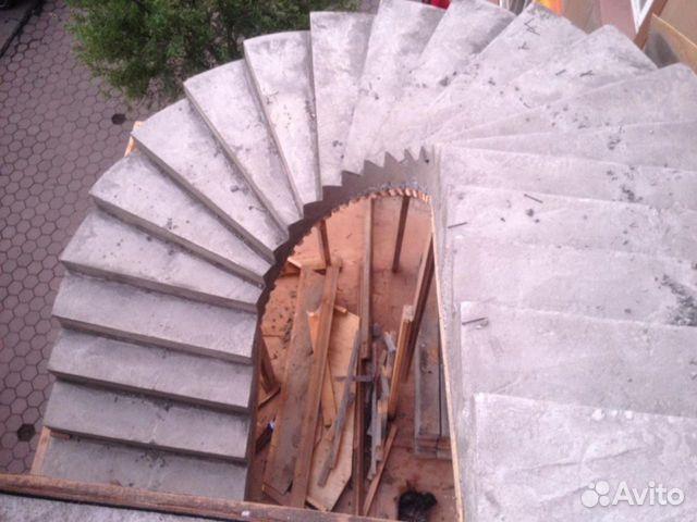 Заливка ж/б лестниц 89288668660 купить 6