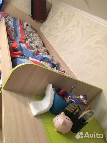 Детская двухэтажная кровать 89531389168 купить 4