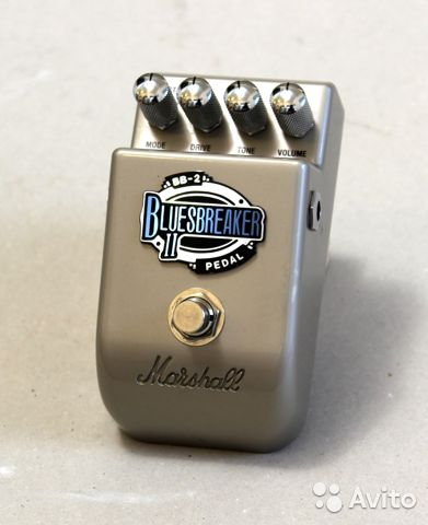 Marshall BB-2 THE bluesbreaker II effect pedal 89226145077 купить 2