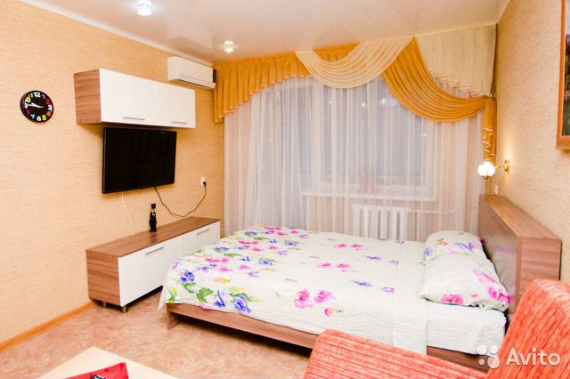 1-room apartment 30 m2, 3/5 floor. buy 3