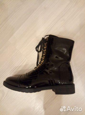 Ботинки женские, размер 38. В отличном состоянии  89608558968 купить 2