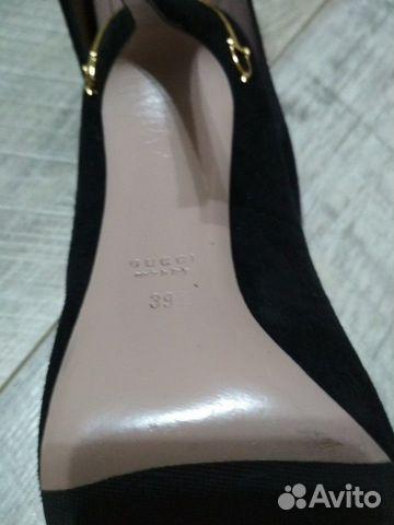 Туфли Gucci  купить 3