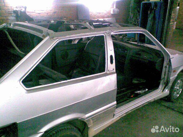 Кузовной ремонт автомобилей. Покраска