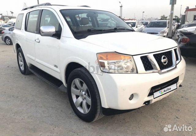 Nissan Armada, 2009 89194210721 купить 5