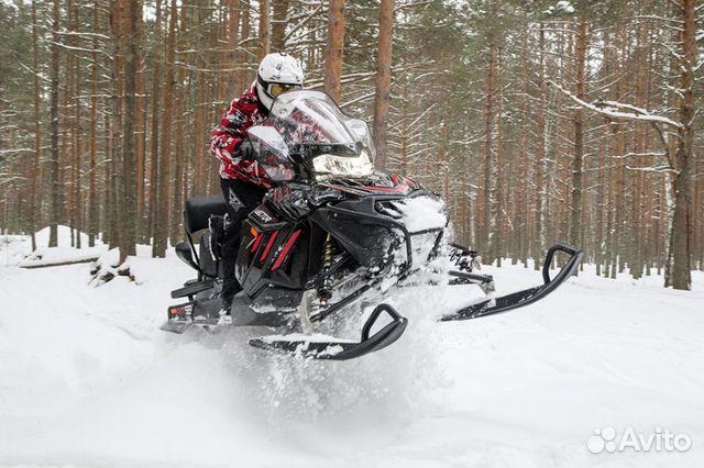 Новый снегоход Vector 551 купить 2