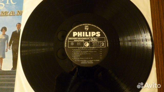 Винил swingle singers. LES romantiques. 1965 г 89095451578 купить 5