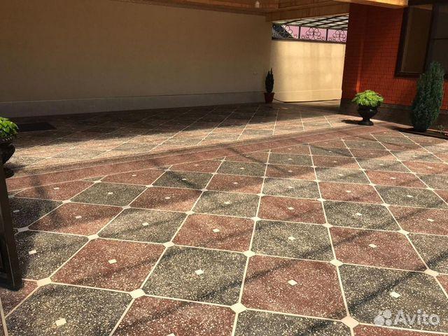 Мозаика на бетоне купить в воронеже герметик для бетона