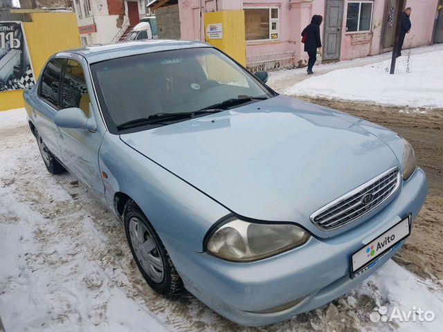 KIA Clarus, 2000 89875654304 купить 7