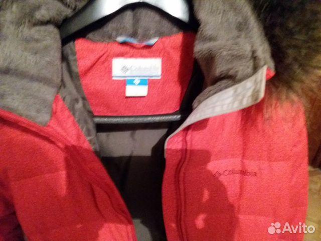 Winter jacket Columbia size S