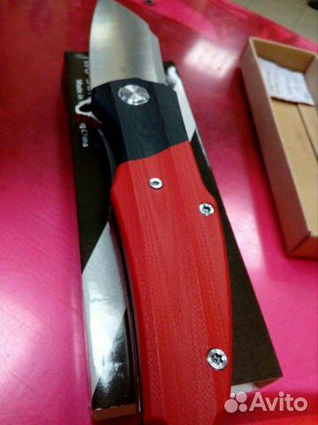Новый складной нож Twosun флиппер