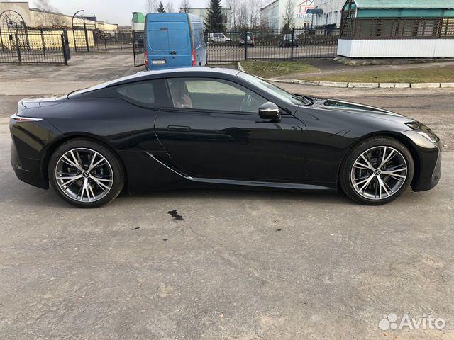 Lexus LC, 2017 купить 4