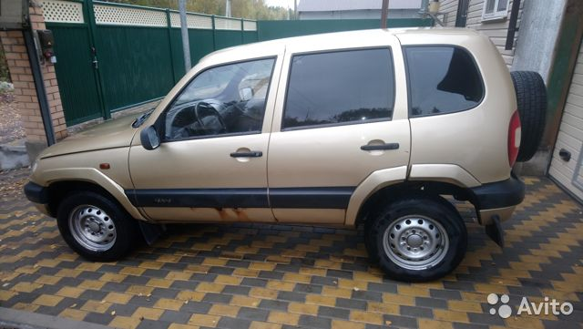 Chevrolet Niva, 2004 89066895819 купить 1