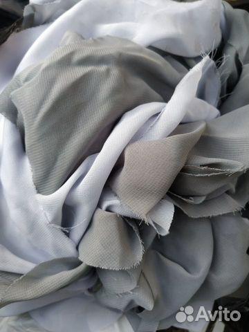 Куски, обрезки ткани