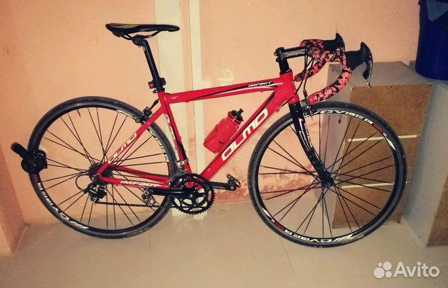 Итальянский велосипед olmo