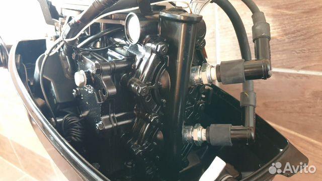 Лодочный мотор Mercury ME 9,9 MH б/у 89642813365 купить 4
