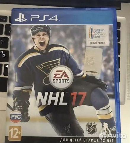 NHL 17 PS4 89521211502 купить 1