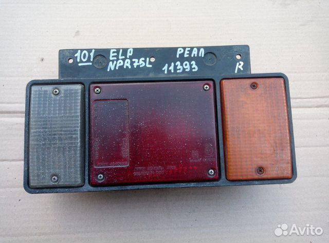 Стоп сигнал правый Isuzu Elf NPR75L 4HK1 2002