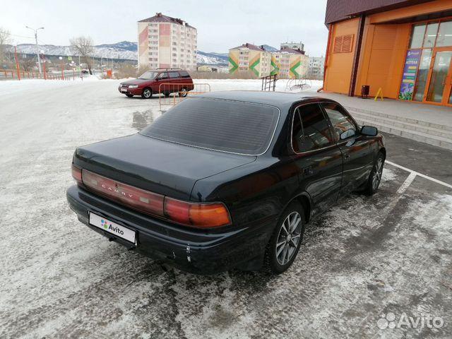 Toyota Camry, 1990  89029622226 купить 6