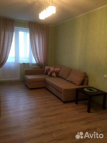 1-к квартира, 42 м², 11/17 эт.