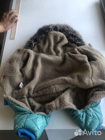 Теплая куртка для собаки 89297130666 купить 2