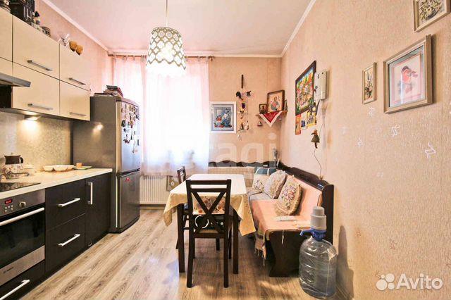 2-room apartment, 55.7 m2, 17/17 floor. buy 2