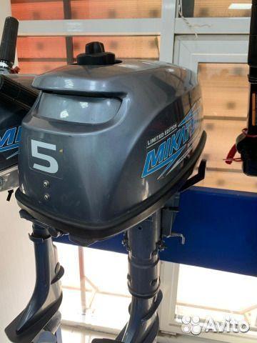 Лодочный мотор mikatsu M5FHS и не только купить 2
