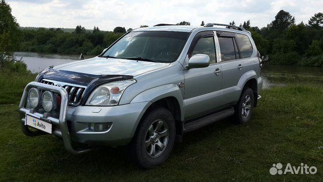 Toyota Land Cruiser Prado, 2004  купить 1