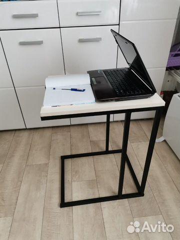 Журнальный столик в стиле лофт купить 7