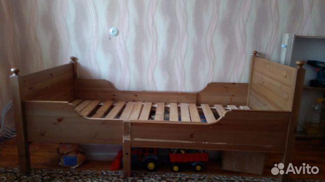 Детская кровать 89291138674 купить 1