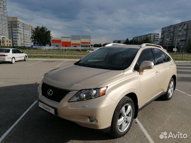 Lexus RX, 2010 89131506622 купить 1