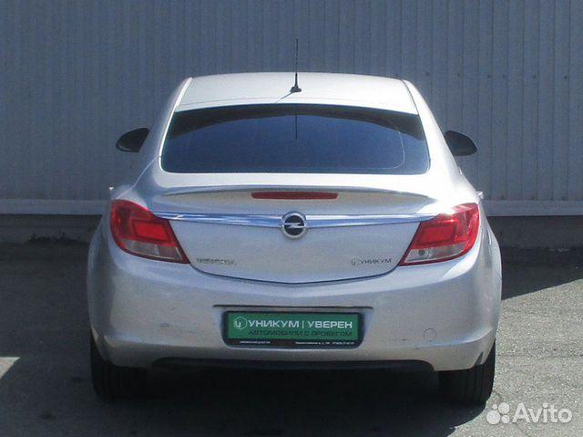 Opel Insignia, 2011 купить 8