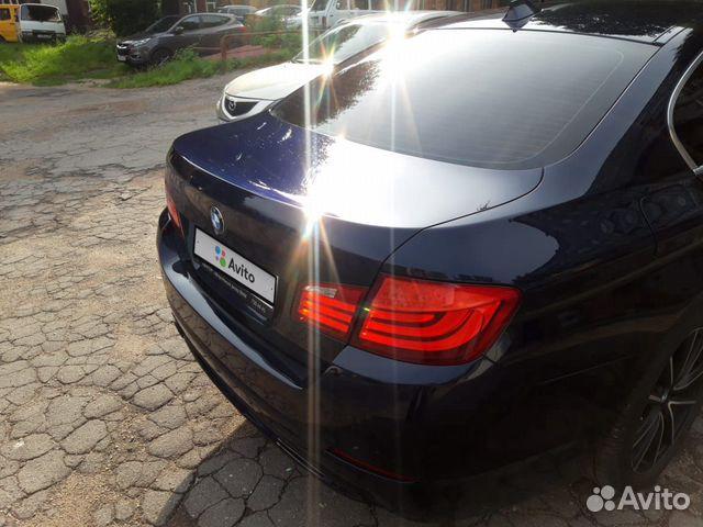 BMW 5 серия, 2011  89527972079 купить 2