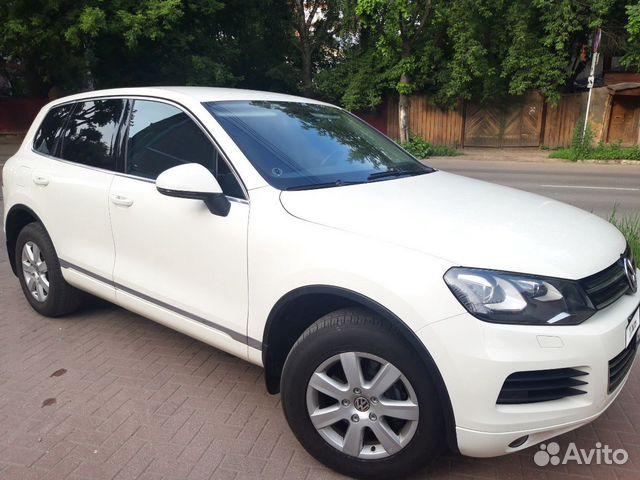 Volkswagen Touareg, 2012 89537437316 купить 3
