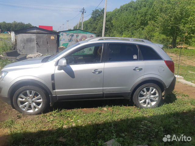 Opel Antara, 2013  89659302836 купить 1