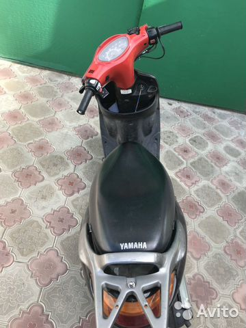 Yamaha Grand Axis 100  89056862063 купить 6