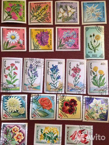 Коллекция марок  купить 6