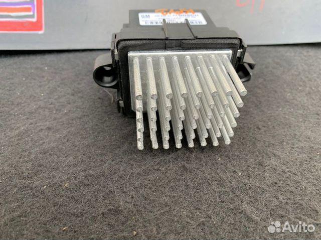 Резистор отопителя Chevrolet Cruze хэтчбек 1 2012  89086364687 купить 2