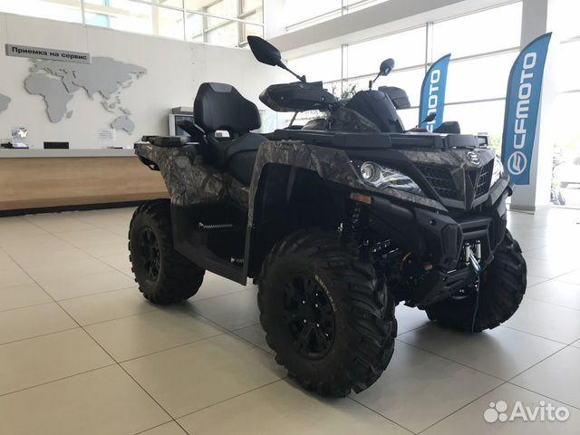 Квадроцикл CFMoto X10 EPS  88792225000 купить 2
