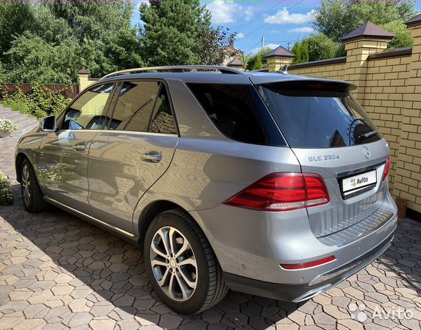 Mercedes-Benz GLE-класс, 2015  89612487203 купить 1