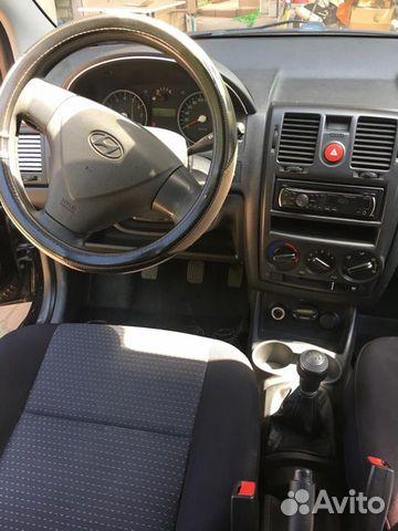 Hyundai Getz, 2010  89624912291 купить 6