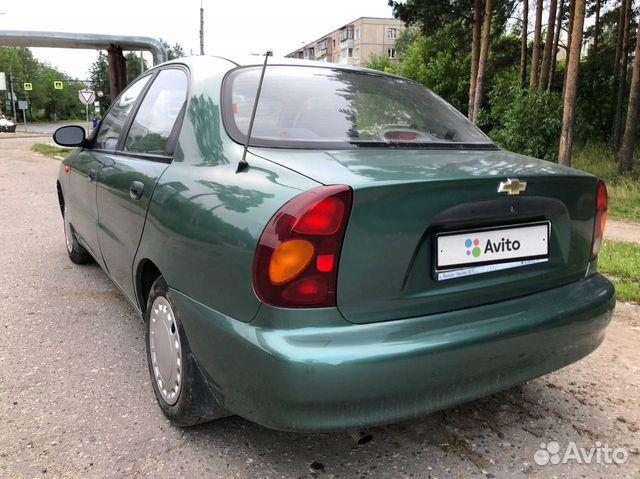 Chevrolet Lanos, 2007  89012903150 купить 2