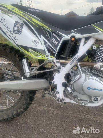 Мотоцикл Avantis FX250 lux  89143519859 купить 10