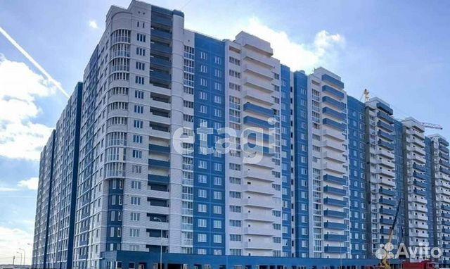 1-к квартира, 45.9 м², 12/16 эт.