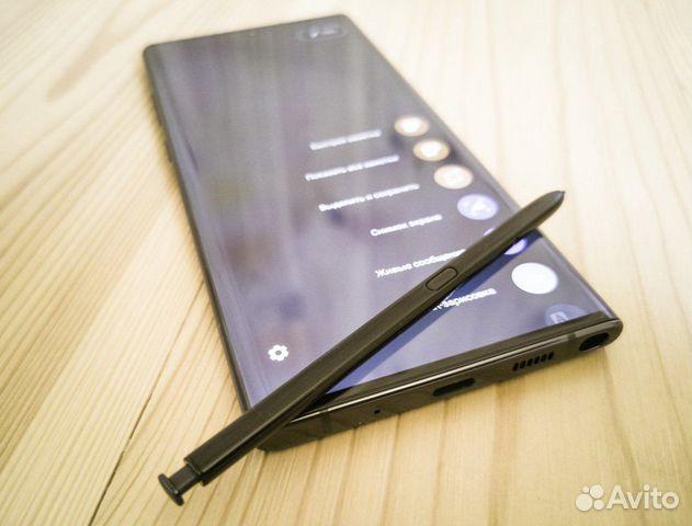 Samsung Note 10 plus 12/256  89996074005 купить 1