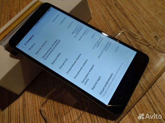 Xiaomi note 4  купить 3