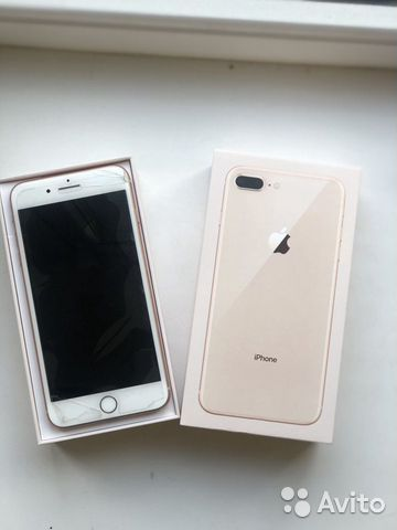 iPhone 8 Plus 64 Gb  89324146505 купить 1