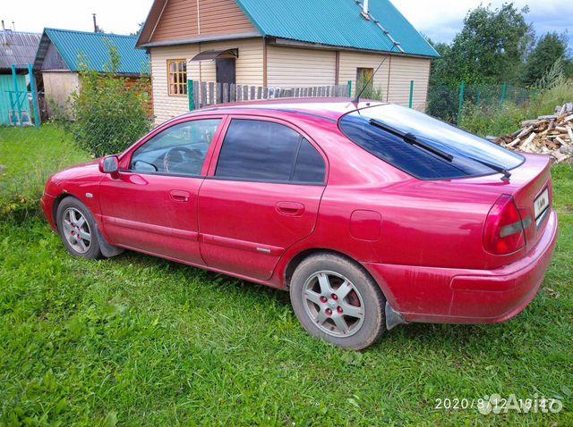 Mitsubishi Carisma, 2003  89062204634 buy 1